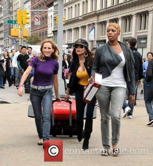 Marlee Matlin, Latoya Jackson and NeNe Leakes Celebrities...