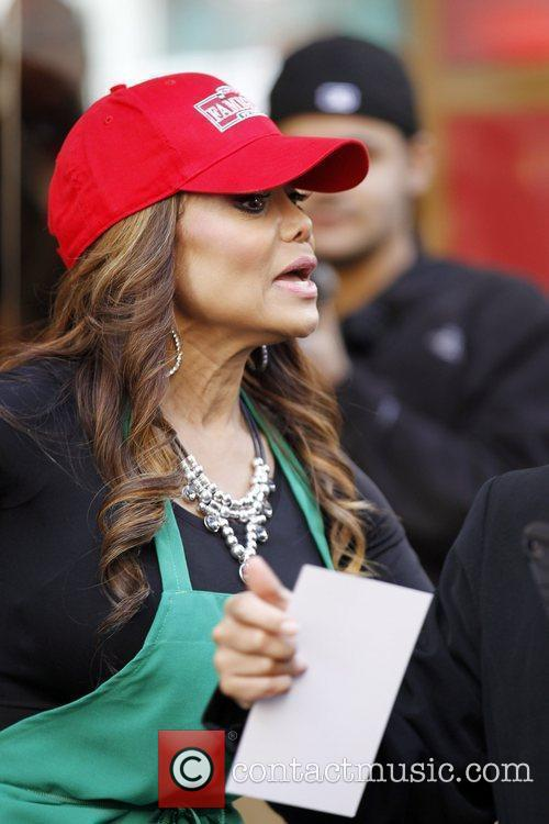 La Toya Jackson and The Apprentice 5