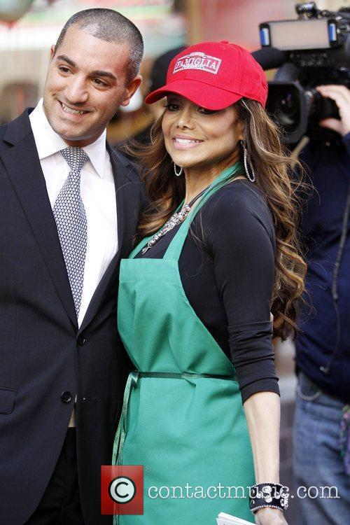 La Toya Jackson and The Apprentice 3