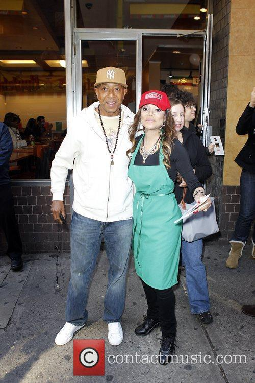 Russell Simmons, La Toya Jackson and The Apprentice 1