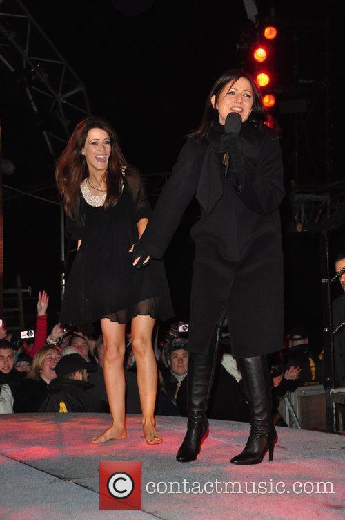 Davina Mccall and Big Brother 3