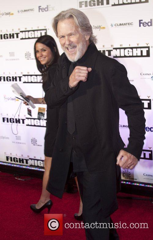 Actor/Musician Kris Kristofferson Celebrity Fight Night XVI at...