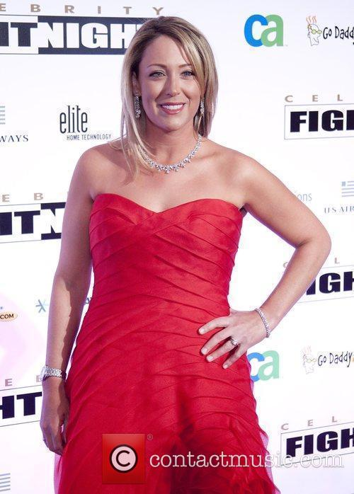 Golfer Cristie Kerr Celebrity Fight Night XVI at...