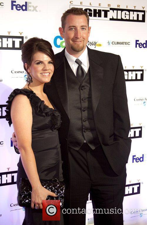 MLB player Brandon Webb and wife Alicia Celebrity...
