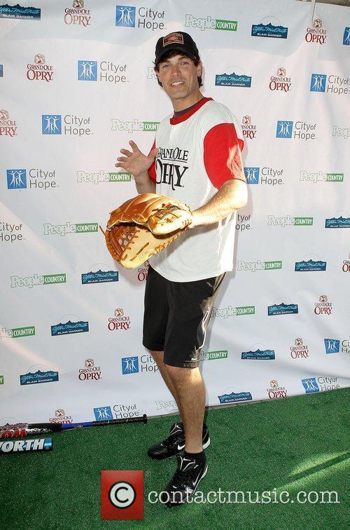 Jaron The Annual City of Hope Celebrity Softball...