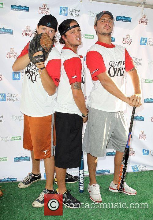 The Annual City of Hope Celebrity Softball Challenge...