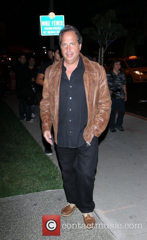Actor and comedian Jon Lovitz  Celebrities arriving...