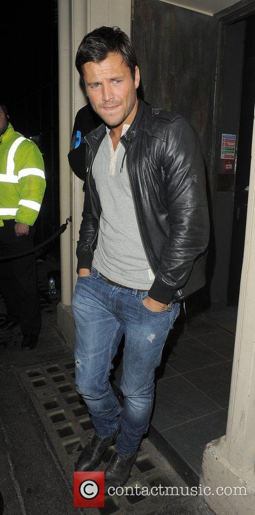 Mark Wright, Chinawhite