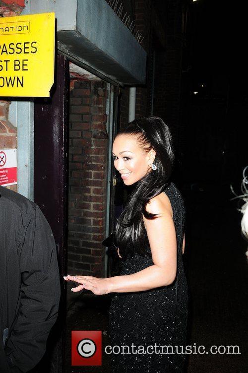 X Factor runner-up, Rebecca Ferguson, arrives at The...