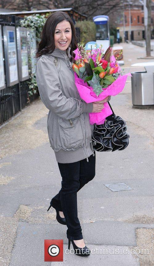 Hayley Tamaddon at the ITV studios London, England