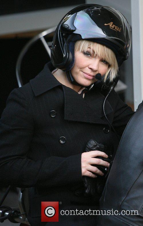 Kate Thornton and Helmet 1
