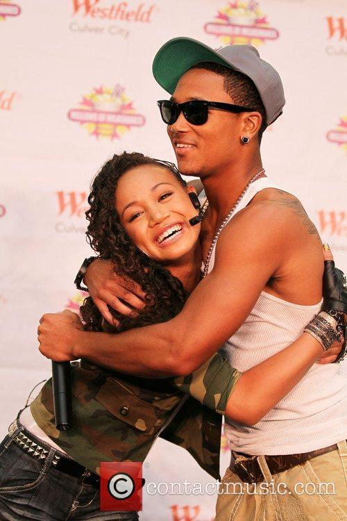 Cymphonique Miller And Romeo Miller and Romeo Miller 2