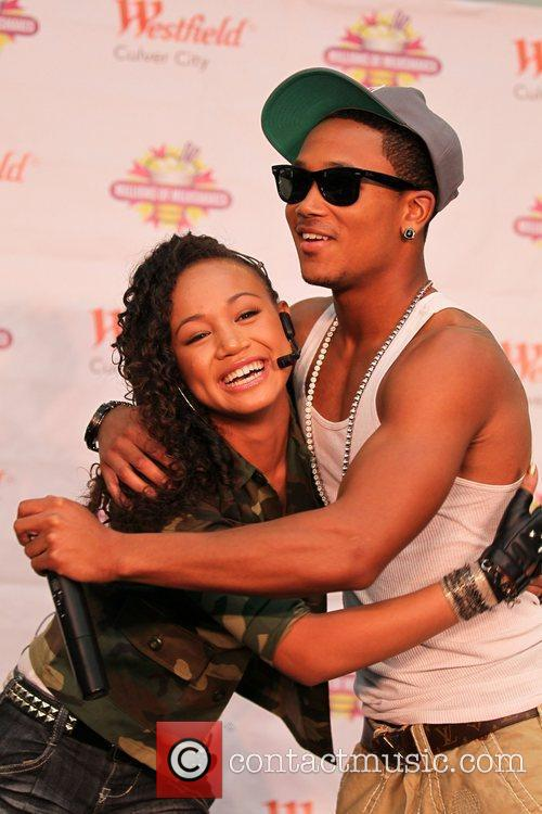 Cymphonique Miller And Romeo Miller and Romeo Miller 1