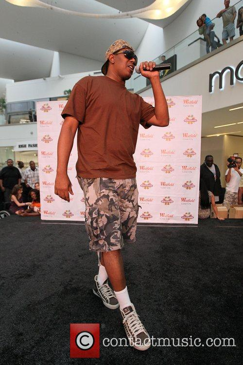 Master P (Percy Jayceon Miller)  on stage...