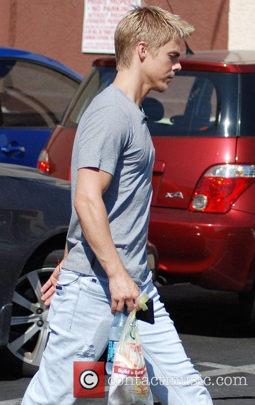 Arrives at the dance studio for rehearsals for...
