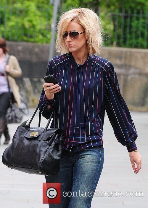 Katherine Kelly Coronation Street stars arriving at the...