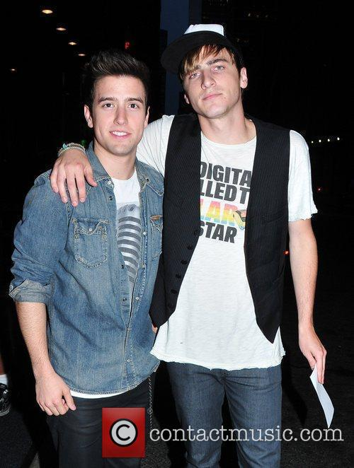 logan henderson from big time rush. Logan Henderson and Kendall