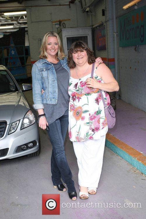 Laurie Brett and Cheryl Fergison 2