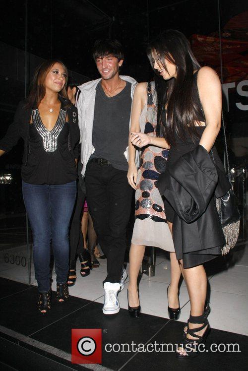 Cheryl Burke, Kim Kardashian and Vera Wang 8