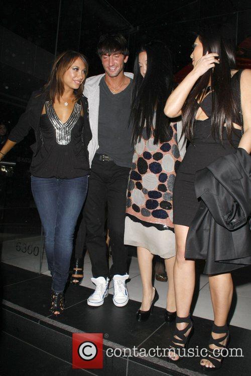 Cheryl Burke, Kim Kardashian and Vera Wang 11
