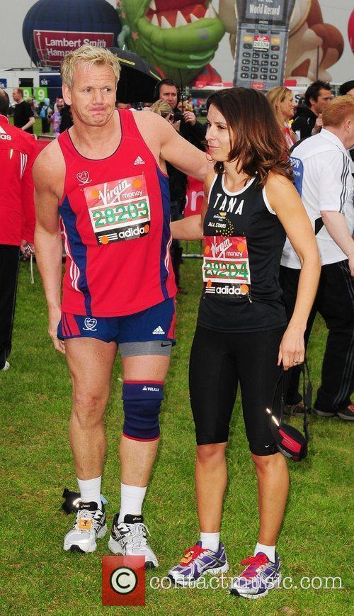 Gordon Ramsay and Tana Ramsay The start of...