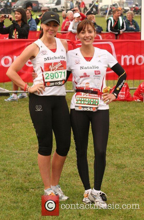 Michelle Heaton and Natalie Imbruglia 1