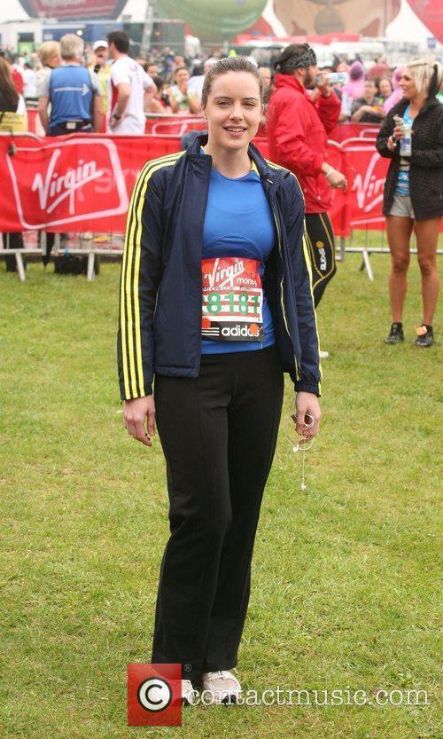 Michelle Ryan The start of the 2010 Virgin...