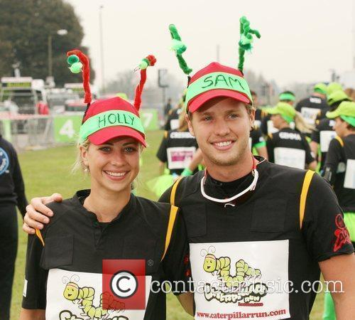 Sam Branson and Holly Branson The start of...
