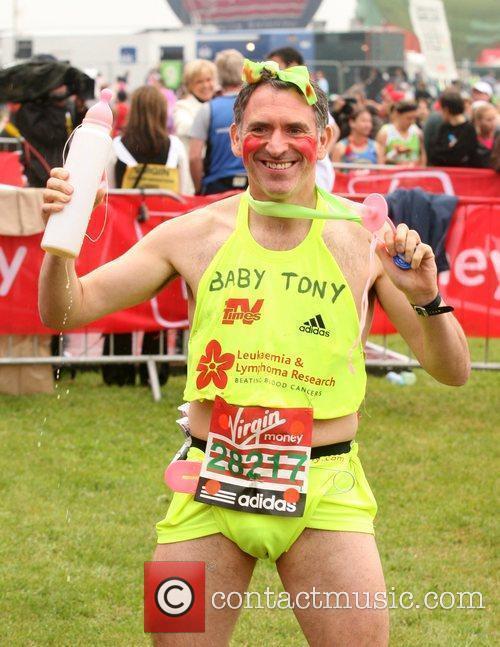 Tony Hollenshaw The start of the 2010 Virgin...