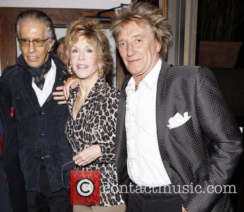 Jane Fonda and Rod Stewart 4
