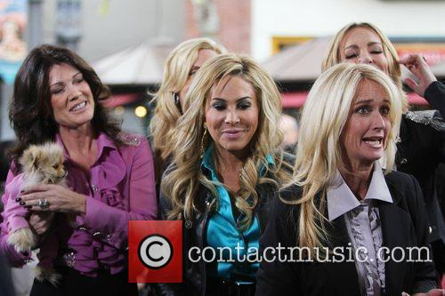Camille Grammer and Kim Richards 7