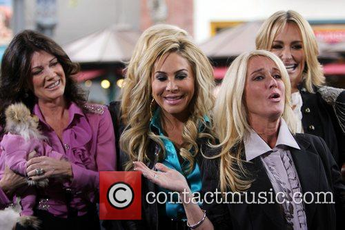 Camille Grammer and Kim Richards 10