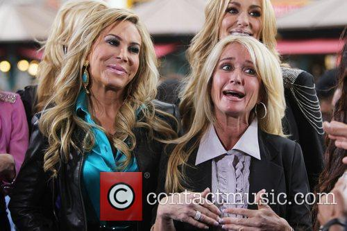 Camille Grammer and Kim Richards 9