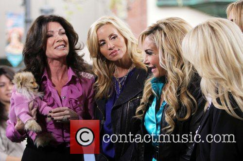 Camille Grammer, Kim Richards
