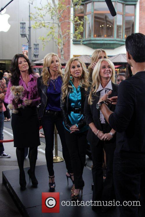 Camille Grammer and Kim Richards 1