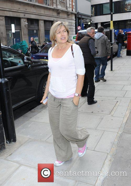 Penny Smith at Radio 2