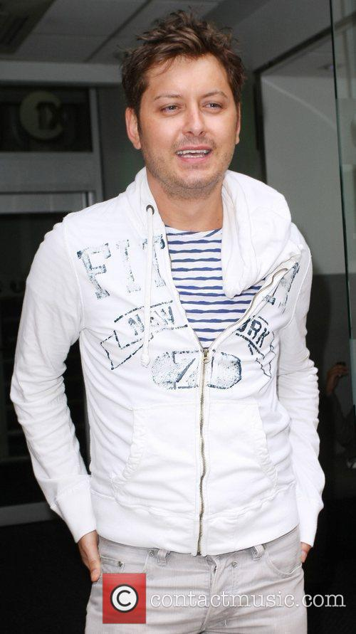 Winner Brian Dowling of Ultimate Big Brother 2010...