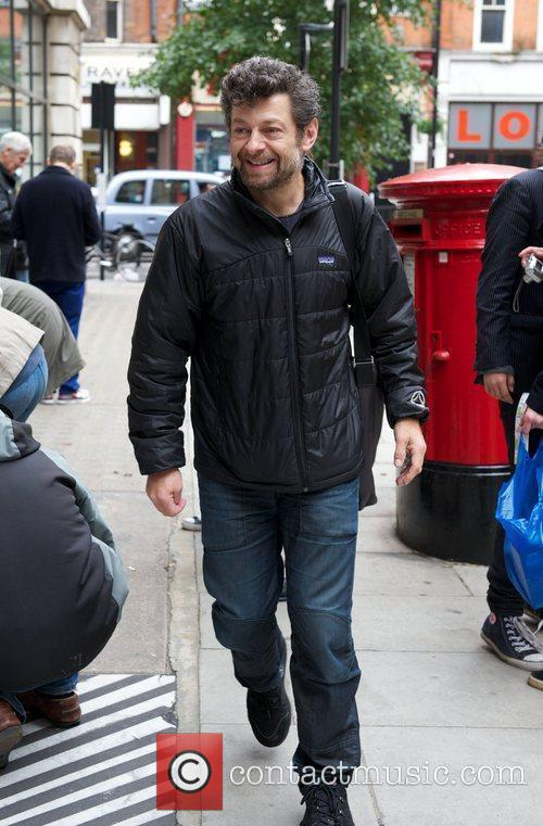 Arriving at the BBC Radio 2, where workers...
