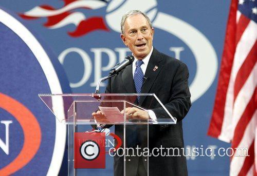 2010 US Open Opening Night Ceremony at the...