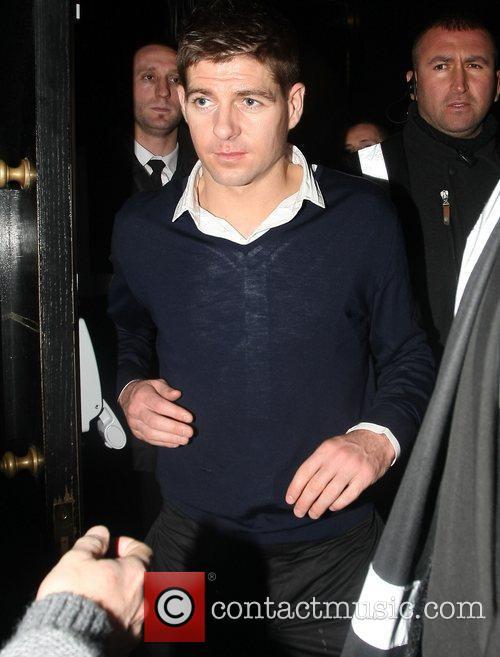 Steven Gerrard 6