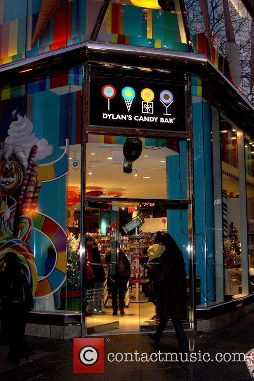 Dylan's Candy Bar  where Celine Dion bought...