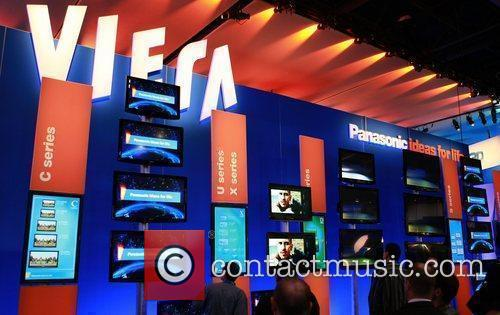 The Consumer Electornics Show (CES) 2010 at the...