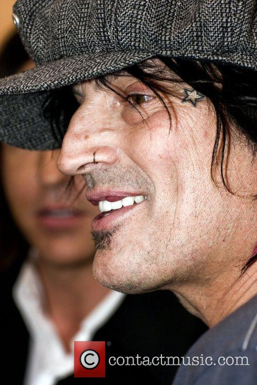 Tommy Lee attends The Public Record during the...