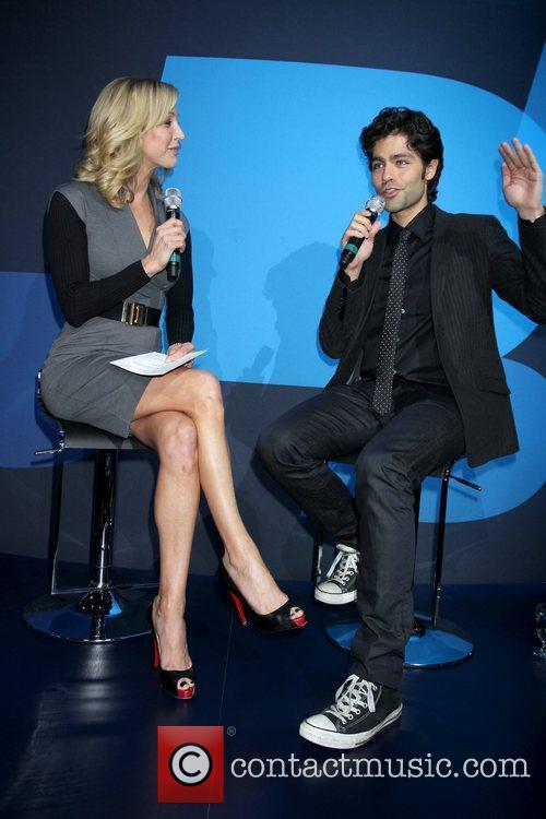 Lara Spencer, Adrian Grenier, Hbo, Las Vegas and The Las