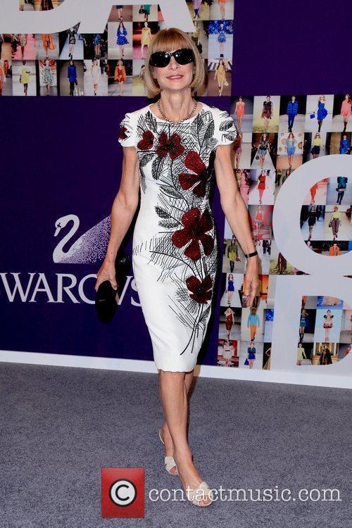 2010 CFDA Fashion Awards at Alice Tully Hall,...