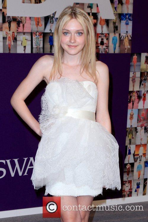 Dakota Fanning 2010 CFDA Fashion Awards at Alice...