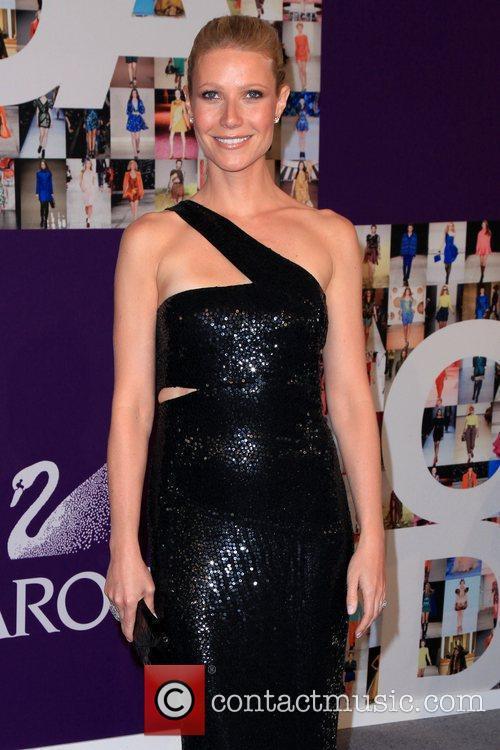 Gwyneth Paltrow 2010 CFDA Fashion Awards at Alice...