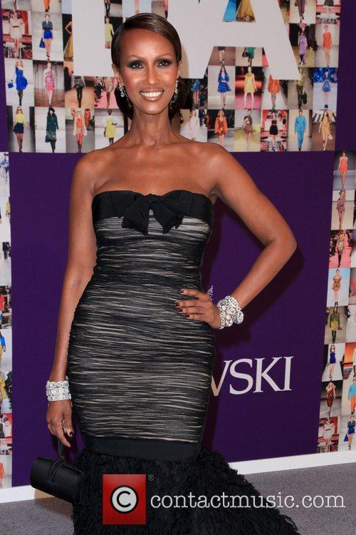 Iman 2010 CFDA Fashion Awards at Alice Tully...
