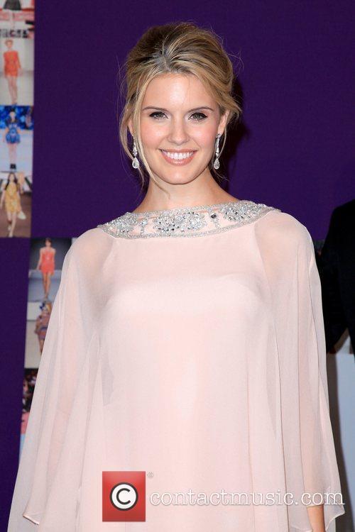 Maggie Grace 2010 CFDA Fashion Awards at Alice...