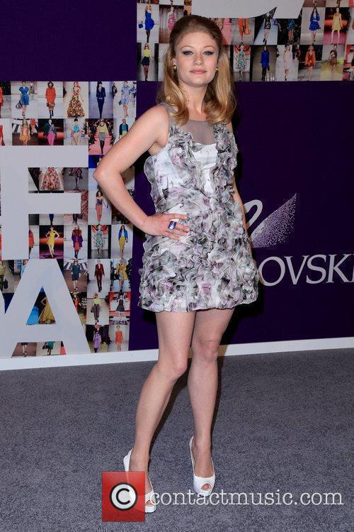Emilie de Ravin 2010 CFDA Fashion Awards at...